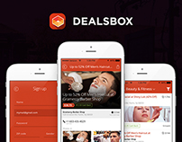 Dealsbox — iOS App