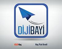 DijiBayi Logo Tasarımı