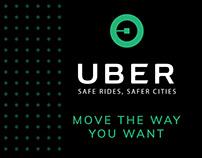 UBER App Redesign