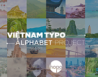 ViệtNam Typo - Alphabet Project