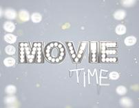 Branding MOVIE TIME PROGRAM | BRIDGE TV