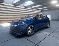 Car Customizer - Game Development