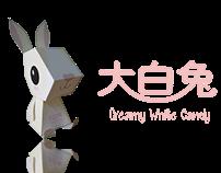 Big White Rabbit Packaging Design