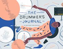 Drummer's Journal Cover