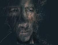 Three Variations of a Portrait. David Lynch.