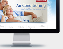 Sherlock Heating & Air Website