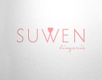 Suwen Lingerie - Corporate identity