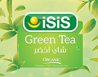 ISIS new packaging design