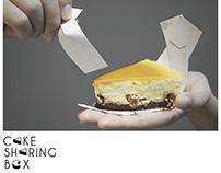 Cake Sharing Box
