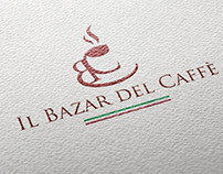 Logo design for coffee store ( 12-2014 )