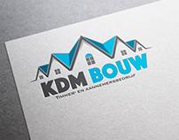 Logo KDM Bouw