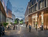10 Design | New Town Quarter
