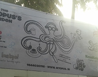IN THE OCTOPUS'S GARDEN (opus hoarding)