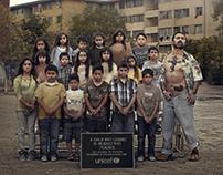 UNICEF Cannes 2014 / Prolam Y&R