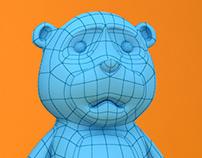 Teddy Modeling Practice