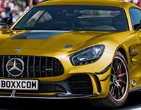 2019 Mercedes-AMG GT R Clubsport