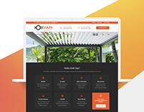 Kobiyapi Basic Brand & Website Design