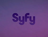 SyFy Channel ID Animation