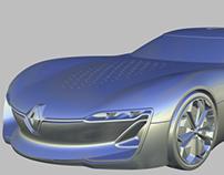 Alias & Vred - Renault Trezor Concept