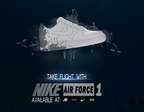 Nike Air Force 1 | AD Design