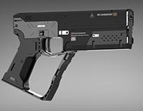 Gun02-Personal Work