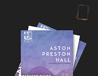 A.Z. Preston Hall Freshers' Guide 2014 -2015