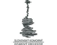 SLOVENSKÝ KOMORNÝ GITAROVÝ ORCHESTER - logo, brand