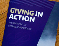 University of Washington annual giving campaign