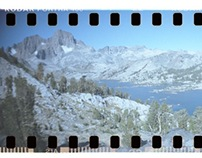 [FILM SERIES] Ansel Adams Wilderness - Sprocket Panos