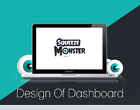 Dashboard Design Squeeze Monster