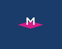 MMP Isometric Logo