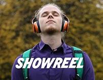 Showreel 2015 - Aske Westh