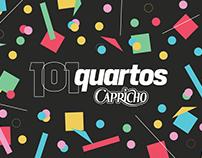 101 Quartos Capricho