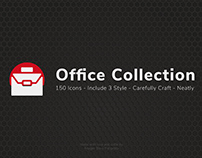 Office Collection Icon Pack
