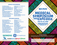 West Metro Medical Symposium Branding Pt. 2