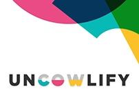 Uncowlify · Branding · Campaign · Infographic · DataVis