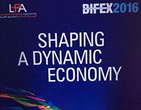 BIFEX 2016 - SHAPING A DYNAMIC ECONOMY