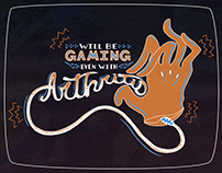 Gaming even with arthritis