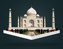 Worldwide Monuments and Landscapes - Part 1