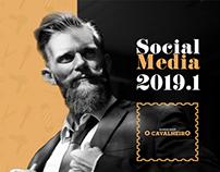 Social Media | Barbearia • Barbershop