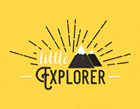 little explorer | pattern & product design