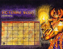 Celtic Calendar Project