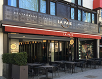 RESTAURANT CAFÉ LA PAIX REIMS