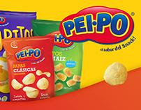 PEIPO - El sabor del snack.