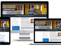 Realizzazione siti web Cartongesso Design