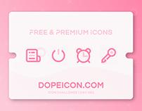 Dopeicon - Icon Challenge Day 002
