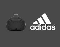 Virtual Reality Adidas / Unity 3D - HTC VIVE