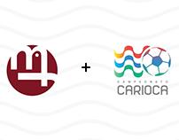 Uniformes do Carioca 2020