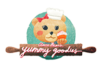 Claire Bear's Yummy Goodies Online Pastry Store
