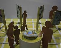 Diorama: An Aid to Interpretive Communication